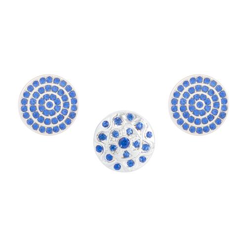 Blue Bliss Dot Set